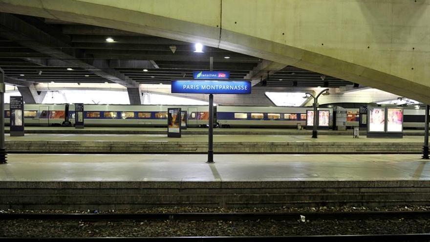 La estación de Montparnasse se ve fuertemente afectada por un fallo eléctrico
