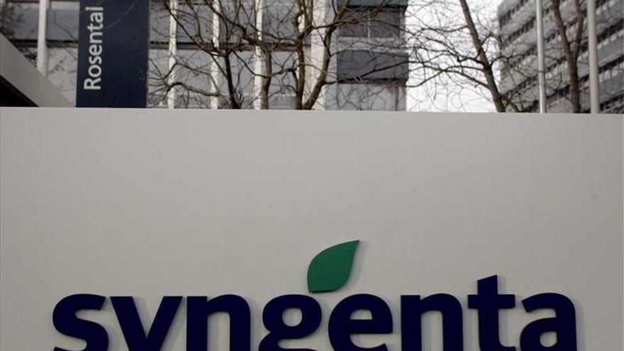 Syngenta rechaza oferta de Monsanto para hacerse con ella por 45.000 millones de dólares