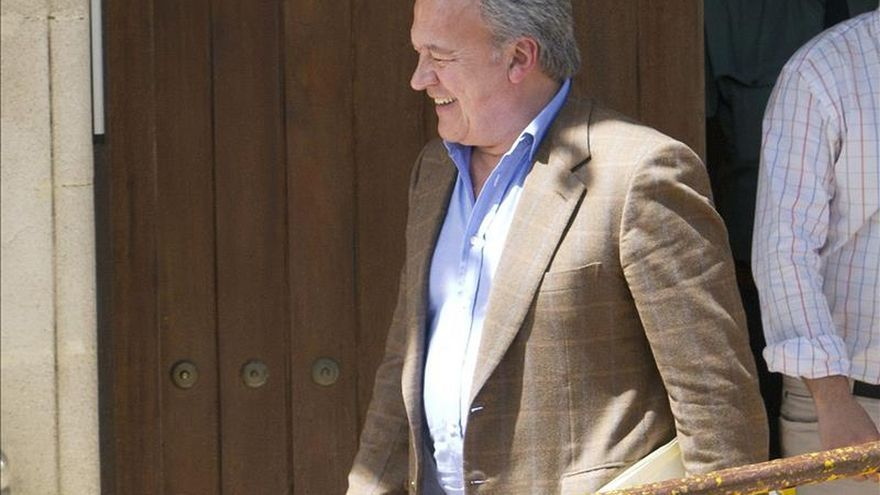 El Supremo rechaza un incidente de nulidad de Pedro Pacheco contra su condena