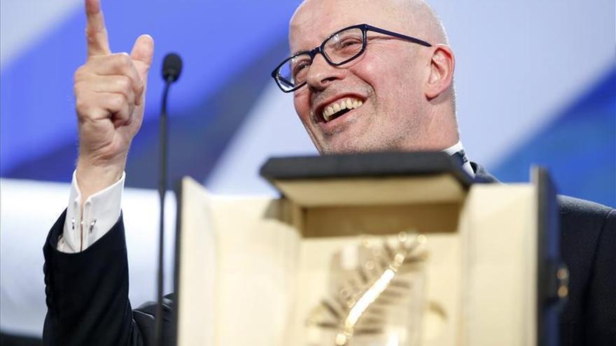 """""""Dheepan"""", del francés Jacques Audiard, se lleva la Palma de Oro de Cannes"""
