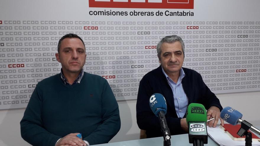 CCOO y UGT anuncian que el Gobierno creará una oficina de transparencia y cláusulas sociales en la contratación