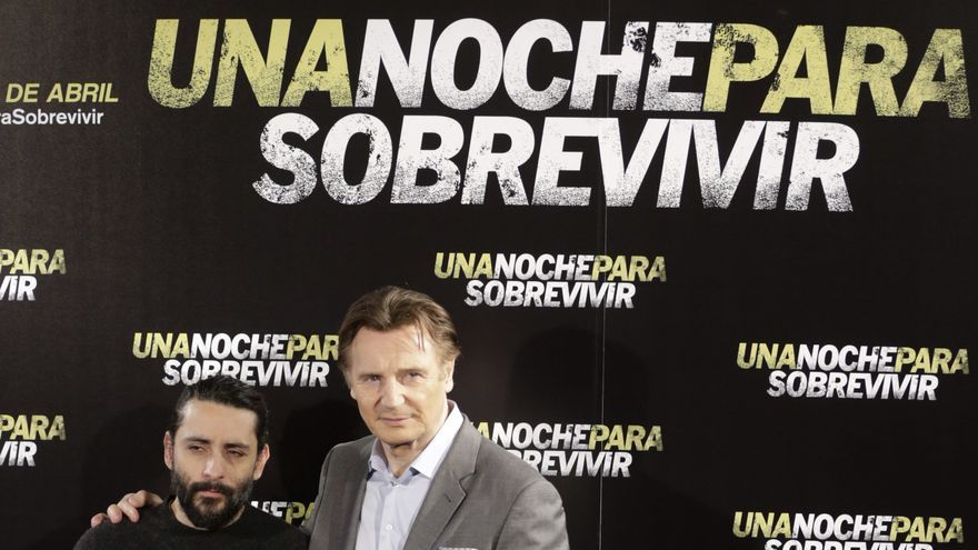 """Jaume Collet-Serra y Liam Neeson preparan una serie de """"Unknown"""""""