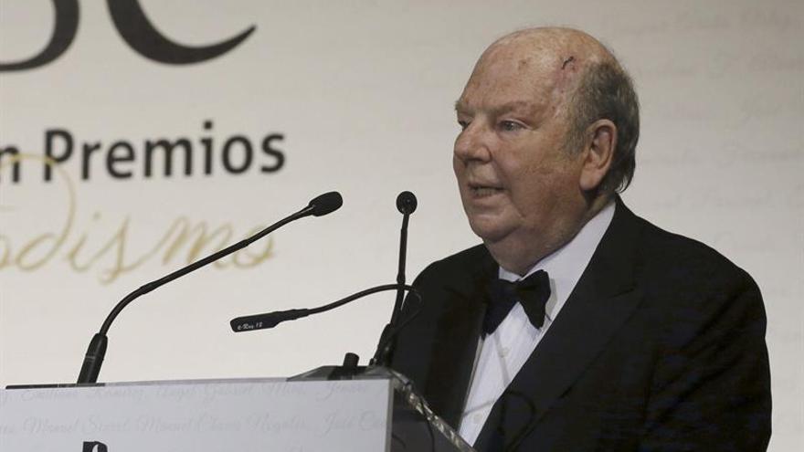 Bartolomé Luis Mitre, director del diario La Nación, fallece en Argentina