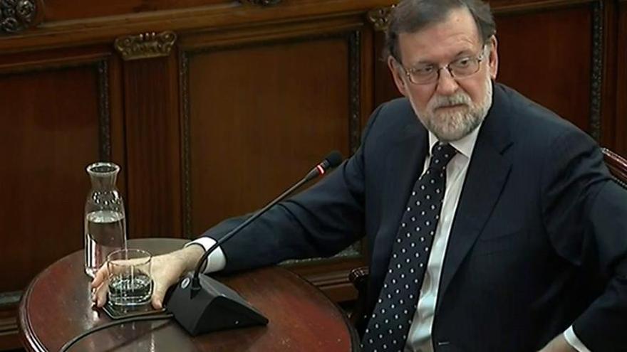 Diez frases de Mariano Rajoy en el Supremo