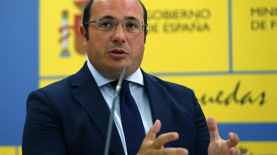 Pedro Antonio Sánchez: Los gallegos y vascos votaron ayer antibloqueo
