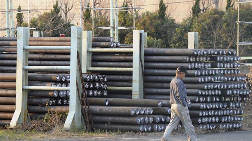 La producción brasileña de acero caerá un 2 por ciento este año y las ventas un 16,3 por ciento