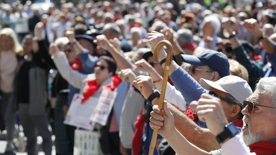 """Los pensionistas vascos ven """"esperanzadores"""" los resultados electorales"""