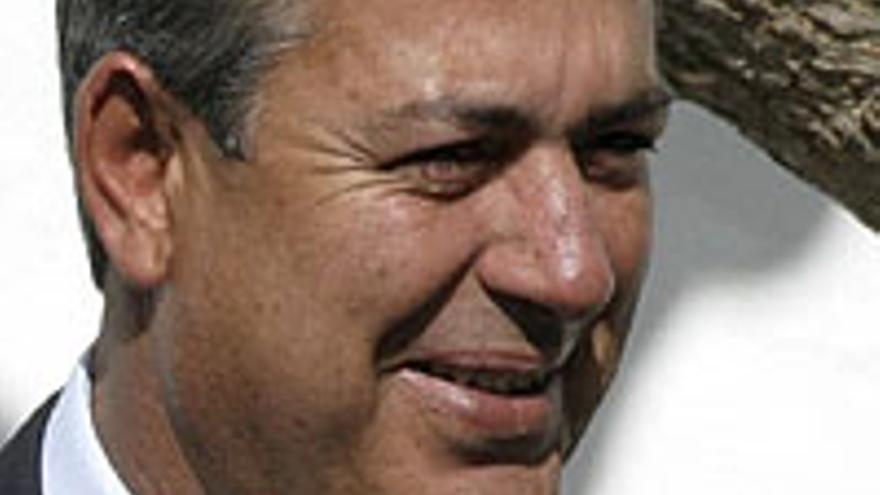 José Francisco Reyes, ex alcalde de Yaiza, confeso receptor de sobornos.