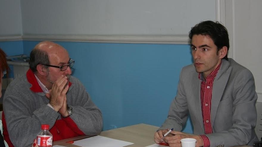 """Casares (PSOE) propone """"presupuestos participativos"""" para Santander"""