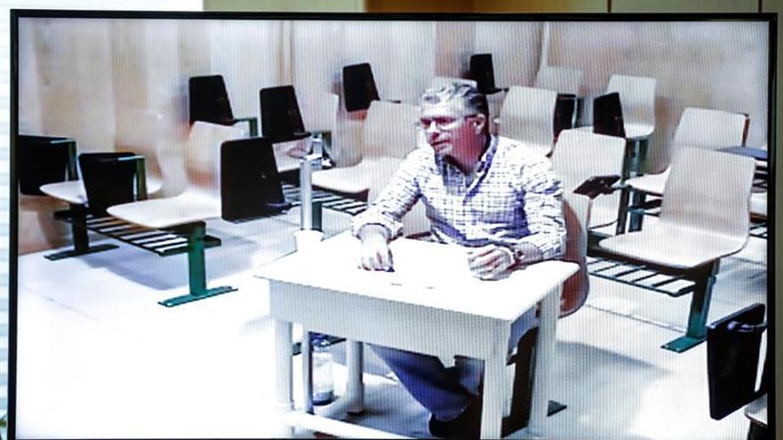 """Prorrogan 2 años la prisión a Granados por su """"elevadísimo patrimonio"""" oculto"""