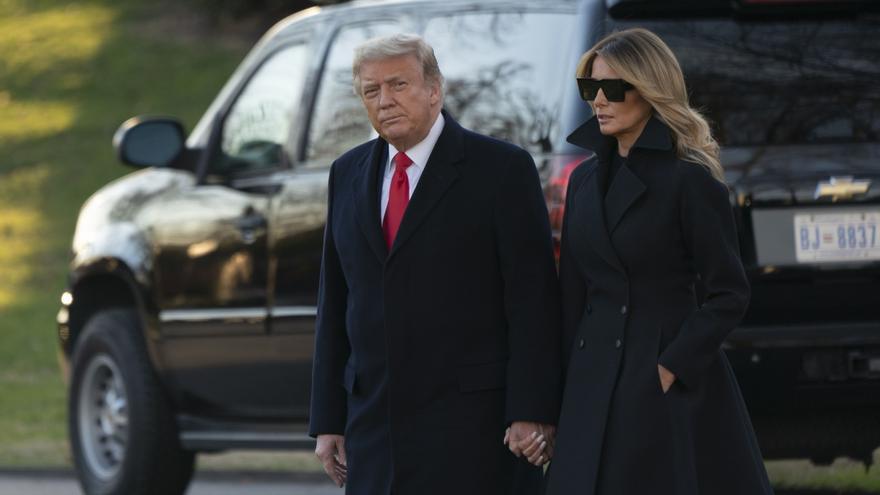 Trump lanza un triple desafío a su partido en su último mes en el poder