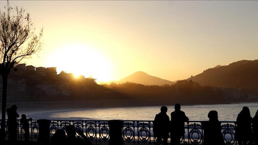 Sol y temperaturas agradables, protagonistas del Puente de la Constitución