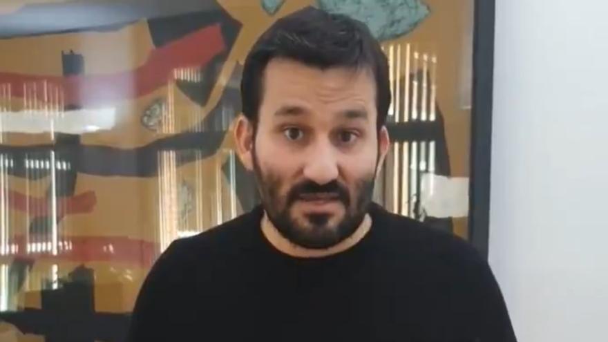 Vicent Marzà, conseller de Cultura