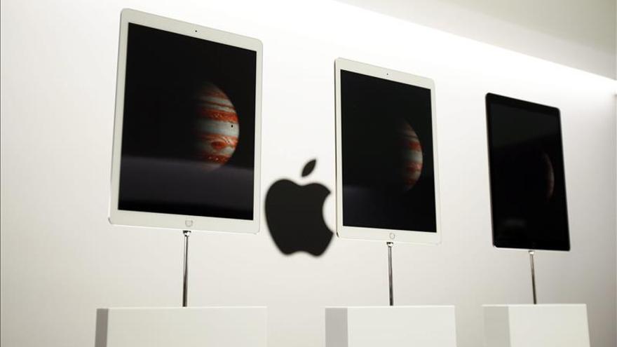 Apple pone a la venta hoy en España el iPad Pro, su tableta grande