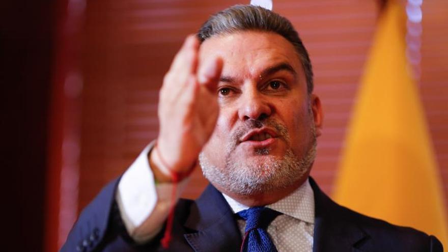 """Denuncian a un exministro de Ecuador por la trama de un asesinato con el narco """"Gerald"""""""