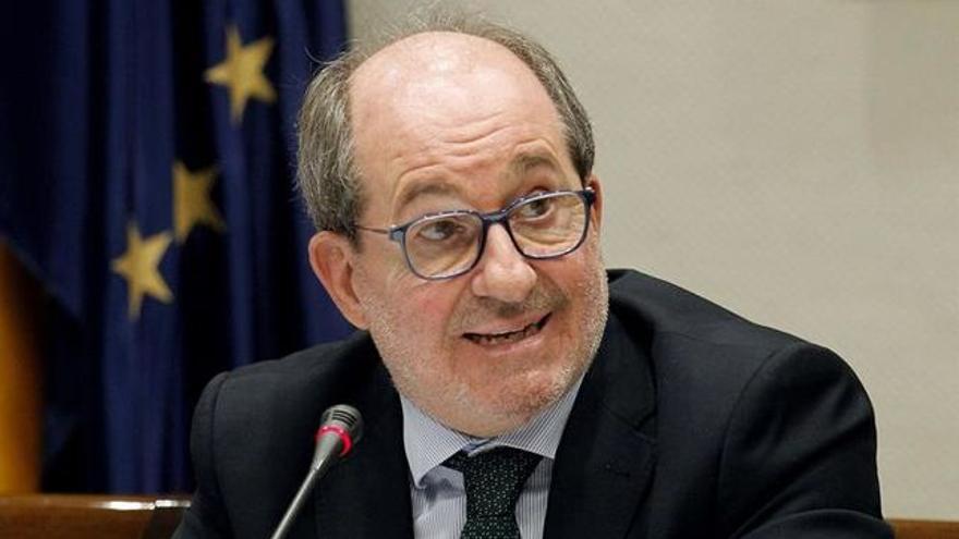 José Carlos Naranjo, administrador único de RTVC. EFE/Cristóbal García