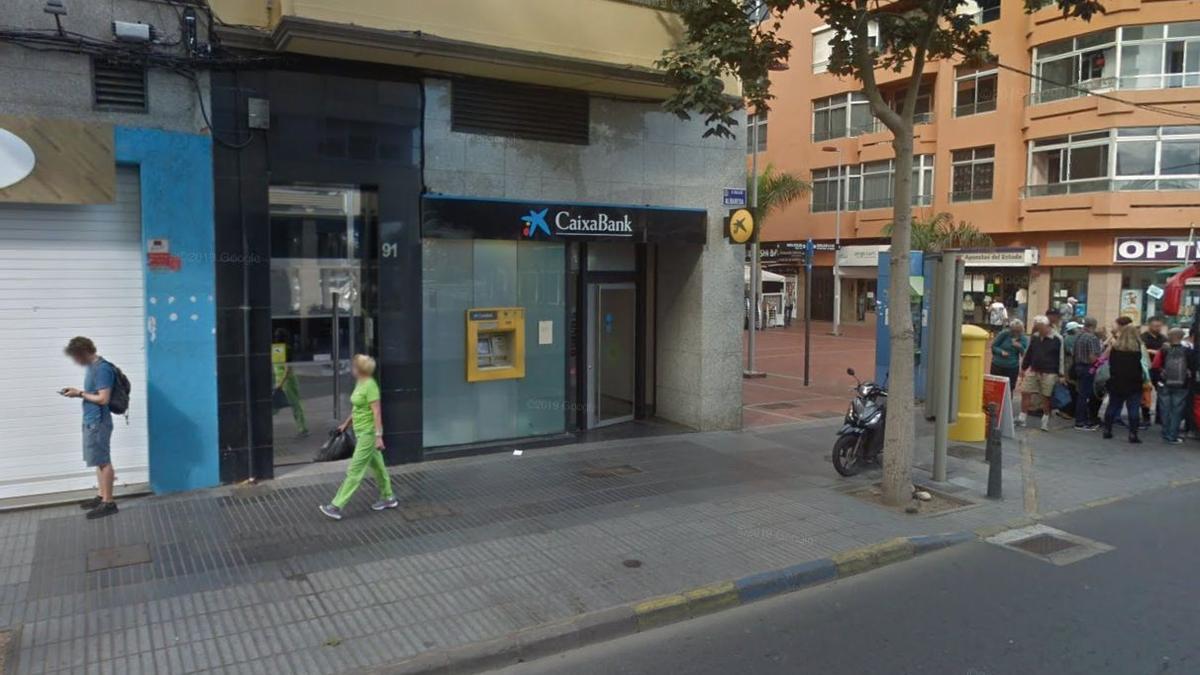 Oficina de CaixaBank en Las Palmas de Gran Canaria