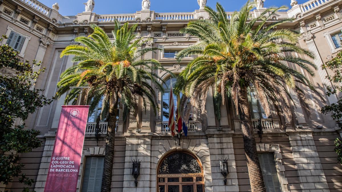 Sede del Ilustre Colegio de la Abogacía de Barcelona