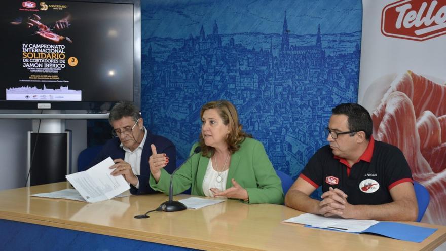 Presentación del Campeonato FOTO: Ayuntamiento de Toledo