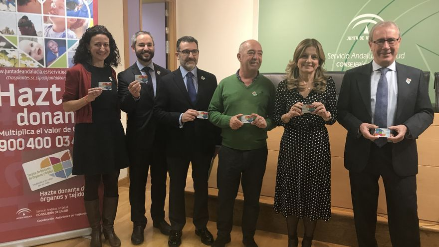 Balance trasplantes Andalucía.