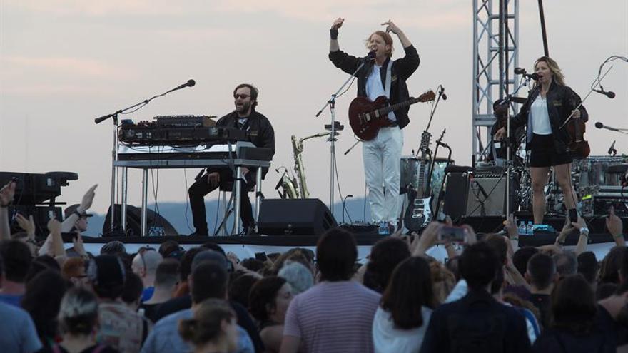 Arcade Fire pone el broche final a un Primavera Sound de infarto
