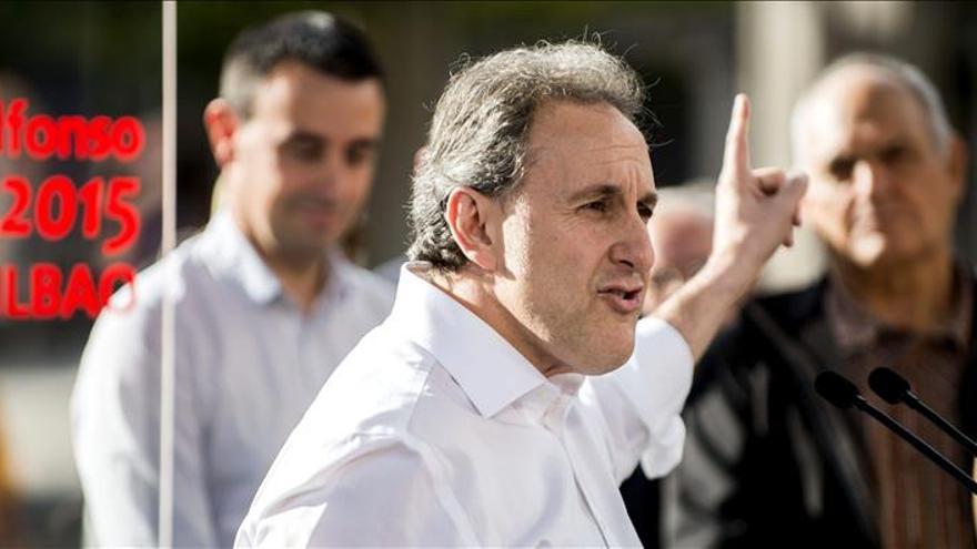 """Una """"renovación"""" de candidatos hecha hace cuatro años en Euskadi"""