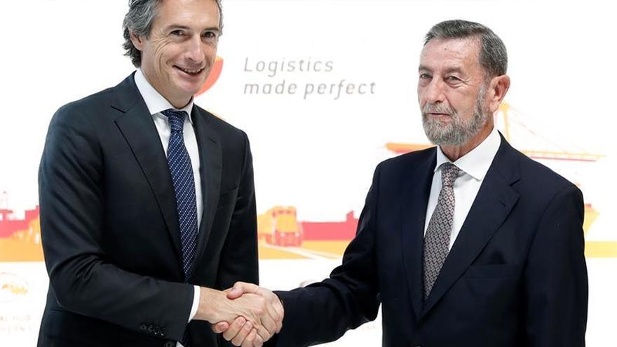 El acceso directo al puerto de Sevilla estará listo en 2018 por 20,5 millones