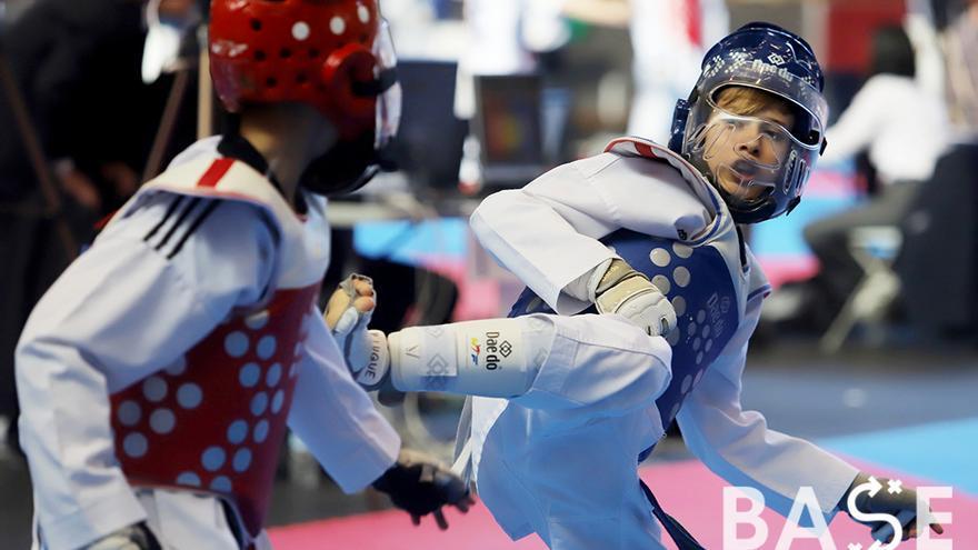 Torneo Internacional de Taekwondo de Córdoba en Vista Alegre | BUTELO