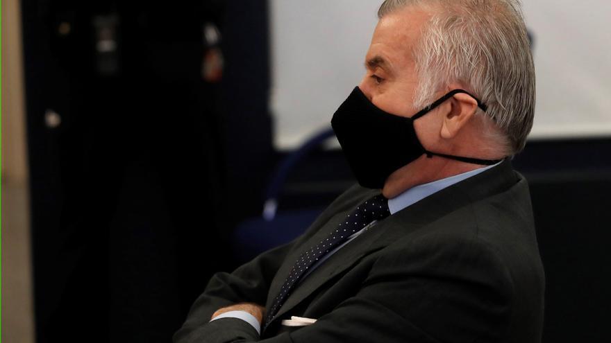 El juez da un permiso de 12 días a Bárcenas, pero le deniega el tercer grado