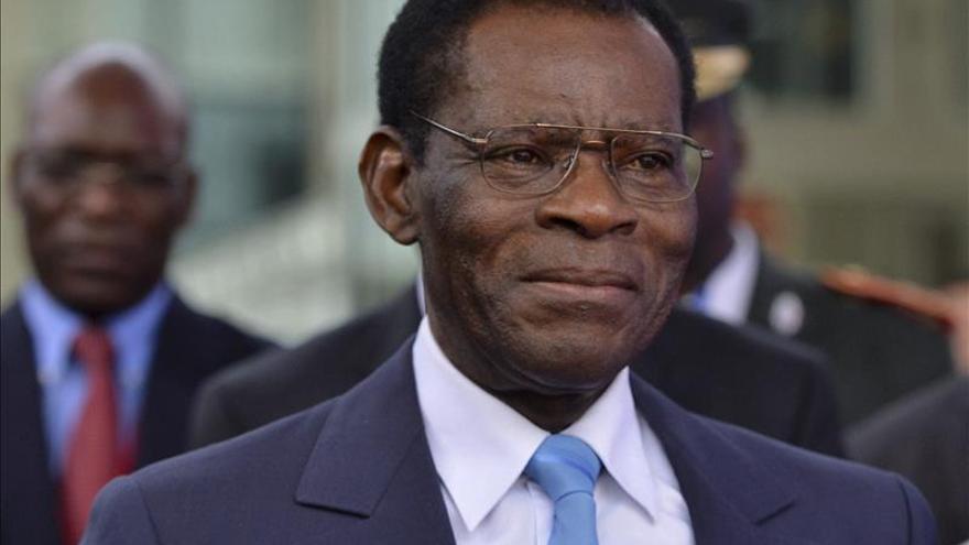Obiang irrumpe en el debate político, pese a no celebrar ninguna reunión oficial