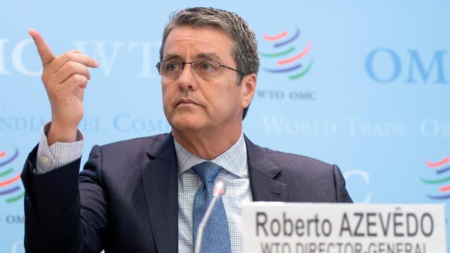 La OMC se muestra dispuesta a ayudar al Reino Unido y a la Unión Europa