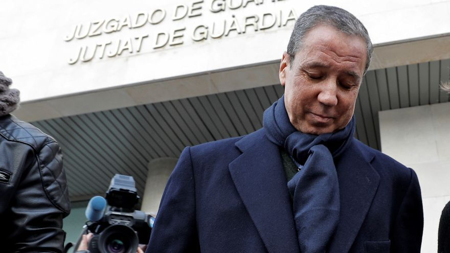 La juez obliga a Zaplana  a comparecer semanalmente a pesar de la COVID-19