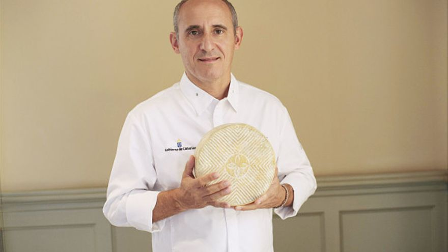 Paco Pérez, chef con cinco estrellas Michelin