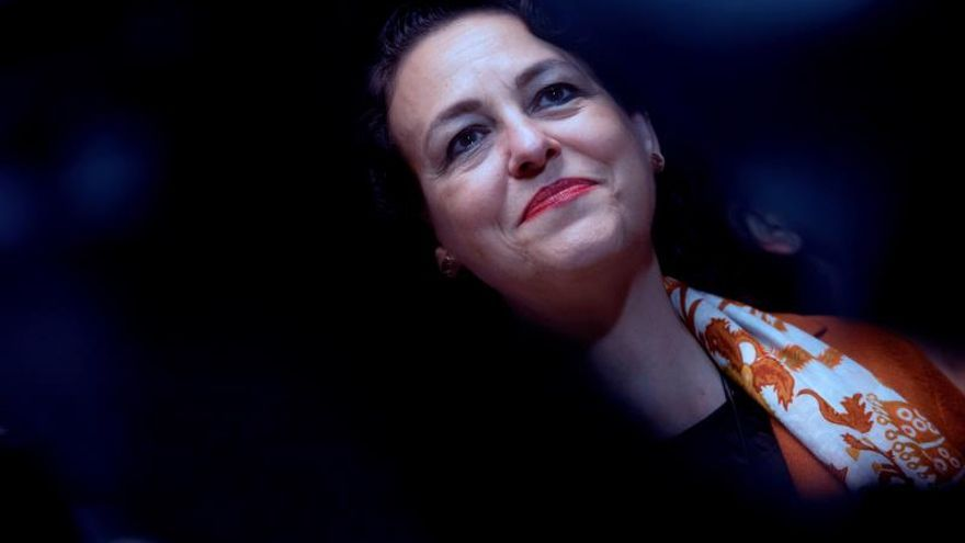 Magdalena Valerio, en una imagen de archivo.
