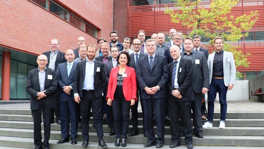 Diputación de Gipuzkoa se integra en la red de ciberseguridad europea ECSO