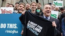 ¿Puede sobrevivir Escocia sin Reino Unido?