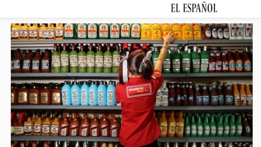 el espanol alcohol beber