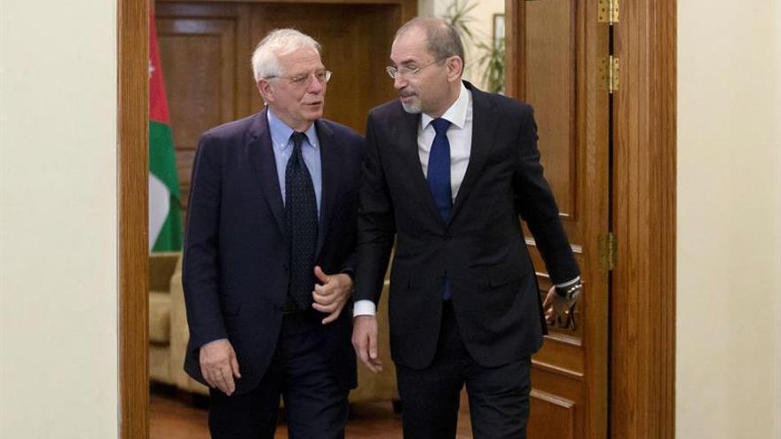 """Borrell desmiente """"rotundamente"""" a Iglesias sobre el error de reconocer a Guaidó"""