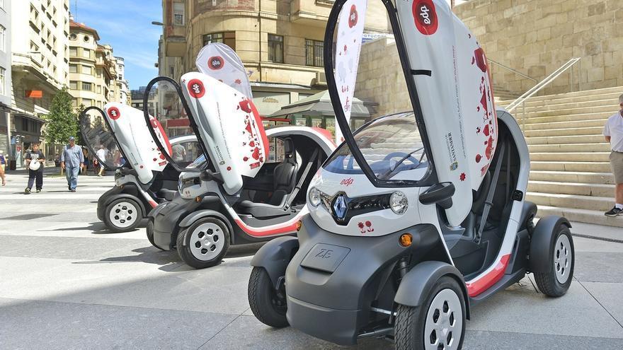 Las matriculaciones de vehículos eléctricos crecen un 300% en el primer semestre en Cantabria y las de híbridos un 80%