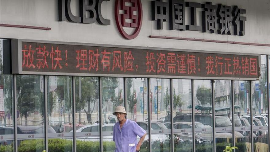 Cuatro bancos chinos dominan la lista de las empresas más valiosas del mundo