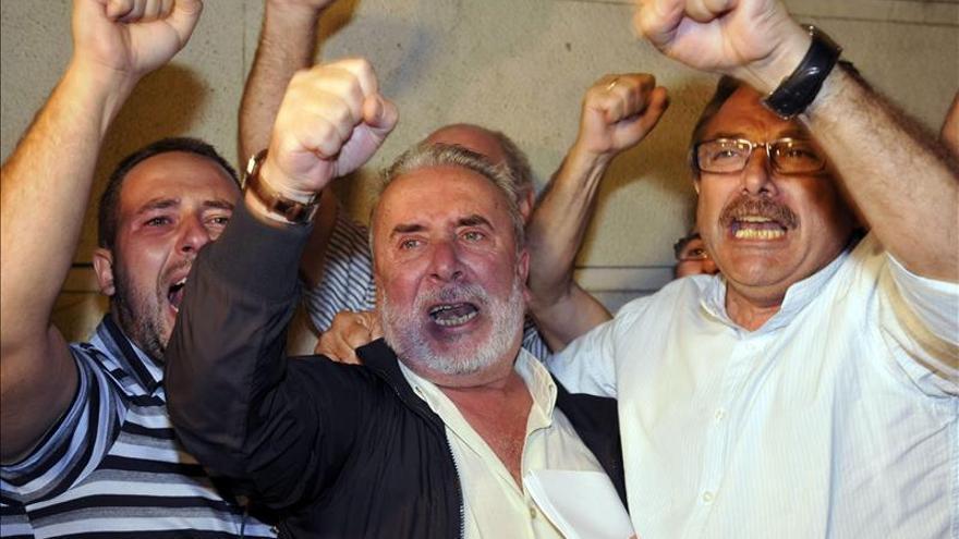 Libertad con cargos para los siete últimos detenidos por los ERE