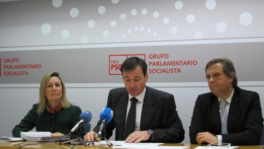 Tomás Gómez pide transparencia en la vida pública y también en los grandes grupos empresariales