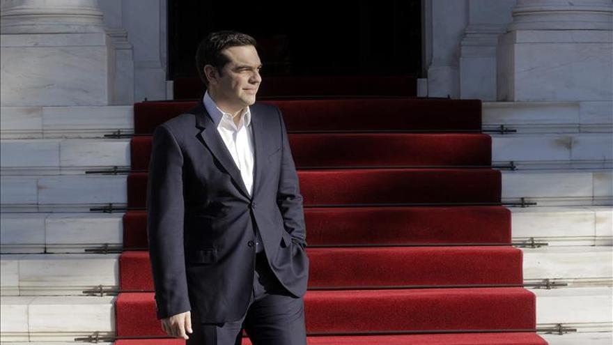 Grecia empieza una serie de contactos para recabar apoyos de cara a los acreedores