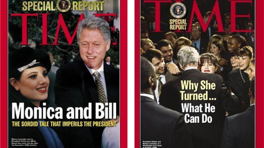 Bill y Monica: ¿por qué se volvió contra él?