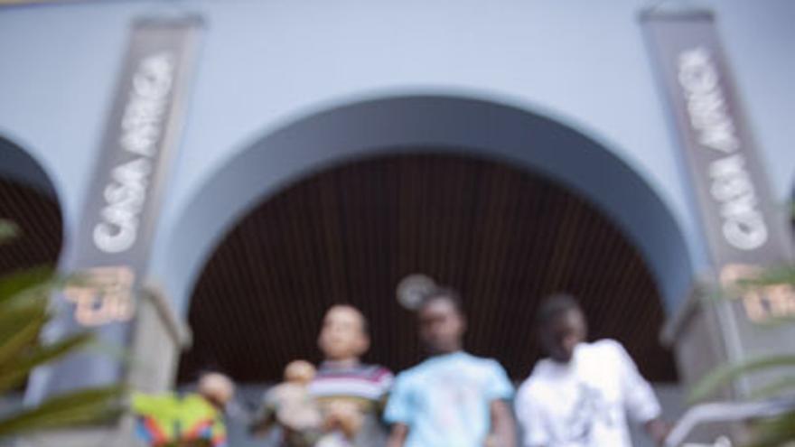 Del Día de la Infancia en Casa África #1