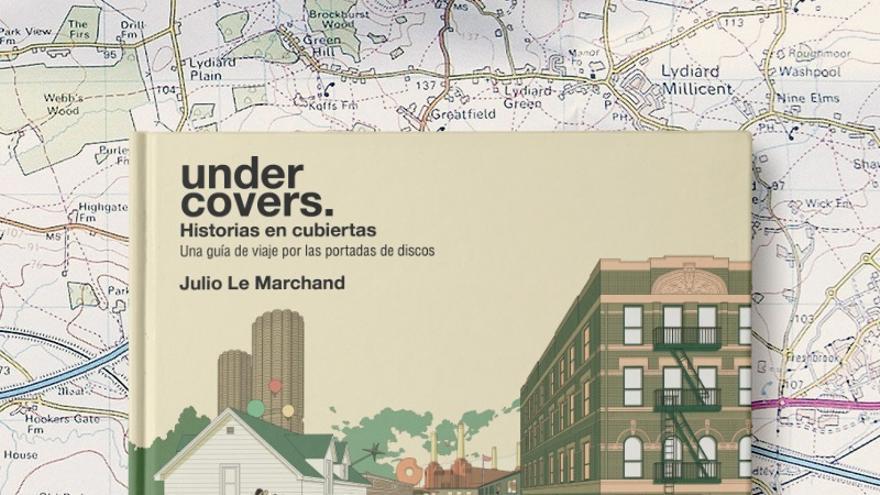 Publican la primera guía de viajes con localizaciones de portadas de discos
