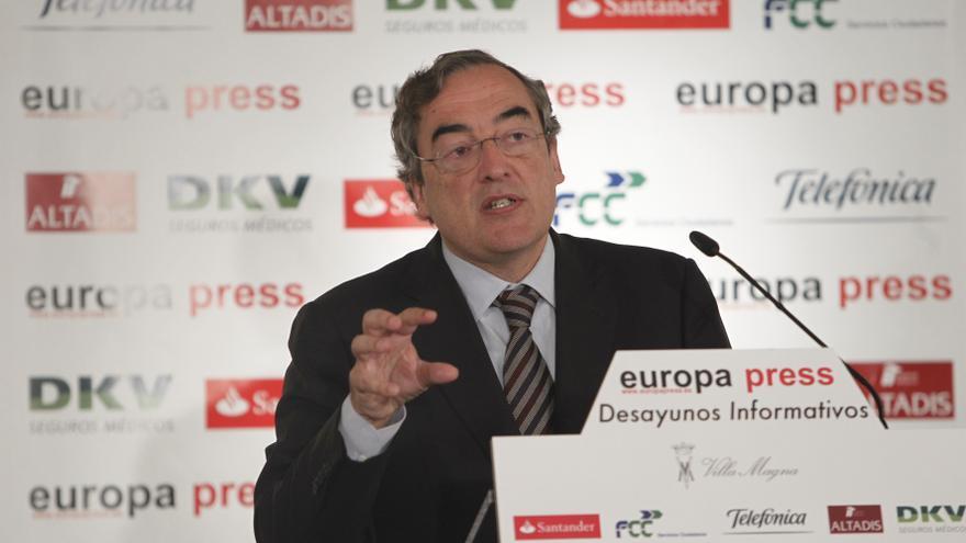 """Rosell cree que el BCE debería dedicarse a dar liquidez ya que la inflación está """"controlada"""""""