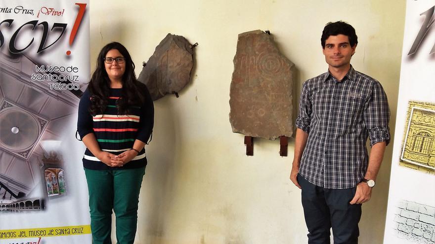 Sergio Isabel y Ángela Crespo