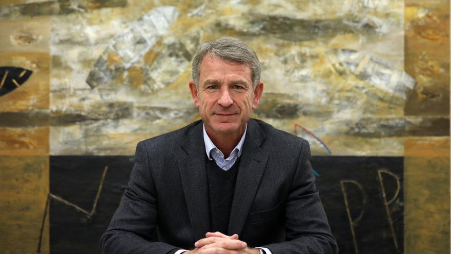 Alejandro Landaluce, presidente de la patronal del juego, Cejuego.