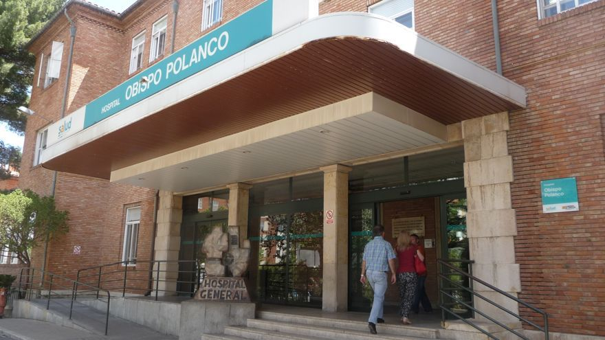 Hospital Obispo Polanco.